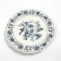 Double Phoenix Dinner Plate Blue Onion Ming Tree Nikko Ironstone Vintage Japan