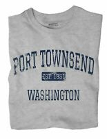 Port Townsend Washington WA T-Shirt EST