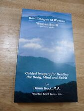 Spiritual Growth : Soul Images of Woman - Woman Spirit by Diana Keck (1985, Cass