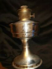 VINTAGE ALADDIN 12 OIL LAMP BASE ONLY WITH TURNKEY NO CHIMNEY OR SHADE OR WICK