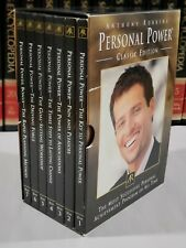 Anthony Robbins Personal Power Classic Edition 7 Audio CD Set