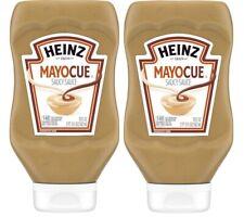 (Pack of 2) Heinz Mayocue Mayonnaise & BBQ Sauce Mix - 19 oz Bottle