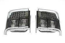 90-03 VW EUROVAN T4 Tail Lights LED Rear Lamps CRYSTAL