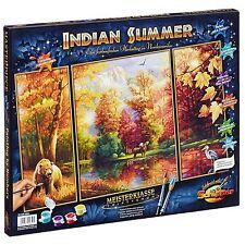 INDIAN SUMMER~Malen nach Zahlen Schipper ~ Herbst nordamerikanischer Kontinent