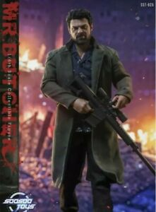 *USA SELLER* FAST SHIPPING** Soosootoys 1/6 SST025 Mr.Butcher Figure 12''