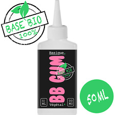 E-liquide Bio* Bubble Gum 50%MPVG|50%VG 50ml E-Cigarette 🔥PRIX PROMO🔥