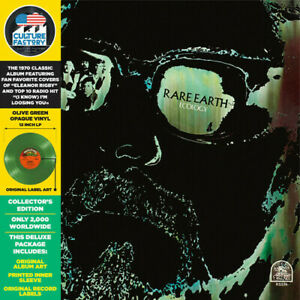 Rare Earth - Ecology [New Vinyl LP] Green