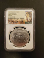 2015 MS70 NGC Burundi African Lion EARLY RELEASES