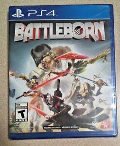 Battleborn, European Edition (Sony PlayStation 4) -  Brand New & Factory Sealed!