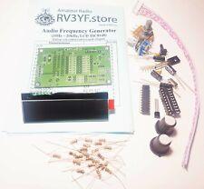 Dds Low Frequency Signal Generator Sinesquaresawtoothdual Tone Mode Kit Diy