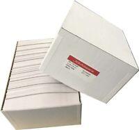 1000 High Quality Medium Stamps Glassine Envelopes #7 6 1/4 x 4 1/8 Anti Tarnish