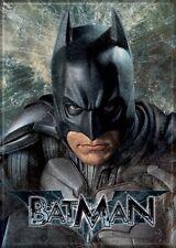 """2 1/2"""" X 3 1/2"""" TDKR BATMAN HEAD & SHOULDERS REFRIGERATOR MAGNET NEW"""