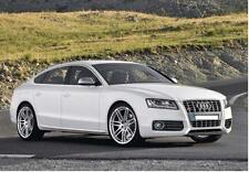 ! Audi A5 A6 A4 S4  B8 Seitenschweller Leisten Seitenleisten S-Line Schweller