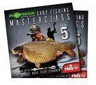KORDA pêche à la carpe MASTERCLASS DVD Volume 5