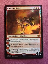 Chandra Nalaar. VO FOIL DUAL DECK   VO -  MTG Magic (NM)