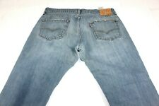 Levi's 559 Men's 36 x 32 Relaxed Straight Fit Denim Jeans #A619