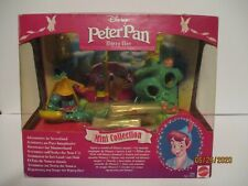 Vintage Polly Pocket Peter Pan Neverland Playset 100% COMPLETE Bluebird Disney