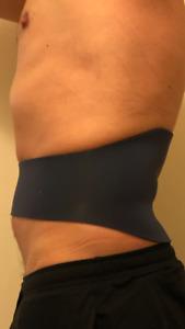 Neoprene Kidney Belt Under No Limit Wetsuits Winter Smooth Soft Best Fit 3mm UK