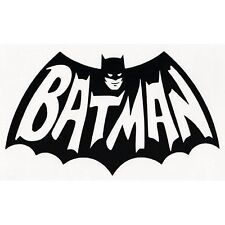 Batman Logo Vinyl Decal Sticker