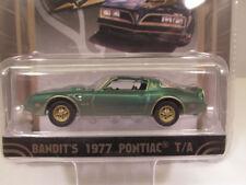 Greenlight Smokey & the Bandit Trans Am Super Green Machine 1/64 Diecast Chase