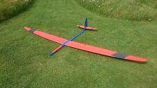 Nyos Flight Composites, 3,4m Voll GFK/CFK RC Elektrosegler