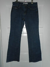 "Womens STRETCH JEANSWEST JEANS SIZE 12 ""BOOTCUT"""