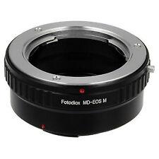 Fotodiox Obiettivo Adattatore Minolta MD Lente per Canon EOS M telecamera
