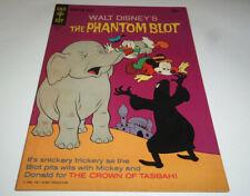 1966 Gold-Key Comic WALT DISNEY'S THE PHANTOM BLOT # 5 Fine+