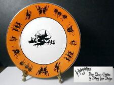 Bethany Lowe HOBGOBLINS Halloween Salad Plate(s) MINT !!
