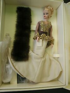 Barbie 2002 Silkstone Capucine Fashion Model Collection W/Shipper