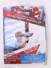 "Spiderman 24"" Inflatable Toy Sword W Repair Kit Included For Outdoor Or Indoor"