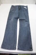 J8219 Wrangler Texas Stretch Jeans W34 L34 Dunkelblaugrau  Neuwertig