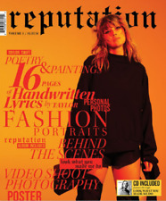 TAYLOR SWIFT Reputation CD and Exclusive 72 Page Magazine Volume 1 PRE-SALE!!
