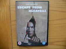 Escape From Alcatraz (DVD) Clint Eastwood Patrick McGoohan