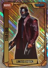 MARVEL MISSION Hero Attax 2017 Limited Edition Card LETB STAR-LORD Guardians
