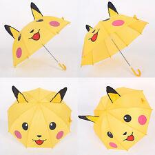 Nuovo Bambini Cute Pokémon di andare Pikachu cartoon bambini Ombrello/Parasole