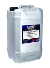 EXOL Optima Two Stroke Racing Engine Oil 2T Fully Synthetic 5L JASO FD
