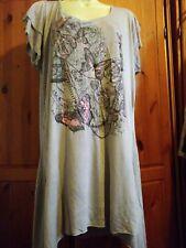 Ladies tunic tops size 20