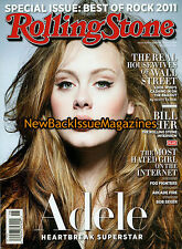Rolling Stone 4/11,Adele,April 2011,NEW