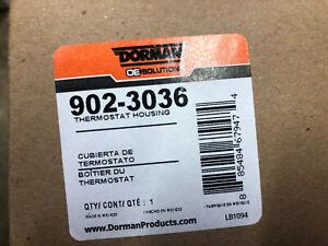 Engine Coolant Thermostat Housing Assembly Dorman 902-3036 new NIB