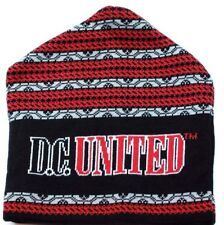 D.C. United adidas MLS Team Logo Knit Soccer Hat Beanie Toque