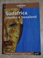 LONELY PLANET - SUDAFRICA, LESOTHO E SWAZILAND - ED: EDT - GUIDA ANIMALI  (TU)