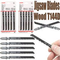 10pcs Jigsaw T144D Blades Wood Metal For Bosch Dewalt Hitachi Makita Festool