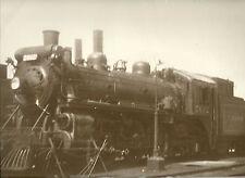 "🚂Black & White Steam Train Photo 11"" X 14"" ENLARGEMENT RAILROAD 2662 Photograph"