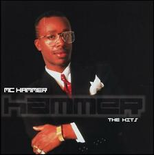 MC HAMMER - THE HITS CD ~ U CAN'T TOUCH THIS ~ GREATEST / BEST OF 90's *NEW*