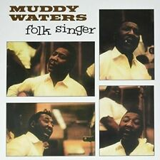Muddy Waters Folk Singer CHESS Lp1483 STUNNING LP