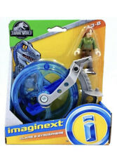 Imaginext Jurassic World Claire & Gyrosphere Action Figure Playset Hasbro Age 3+