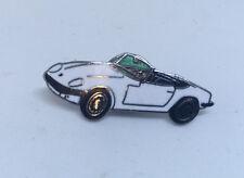 Lotus Elan S1/S2/S3/S4 lapel / hat pin , 35mm, white