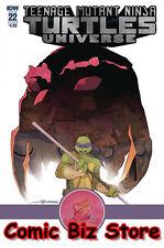 TMNT UNIVERSE #22 (2018) TORRES COVER B TEENAGE MUTANT NINJA TURTLES IDW