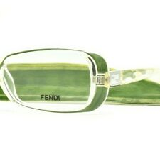 Brand New Fendi Eyeglasses Clear 898 000 Authentic 51-15-140